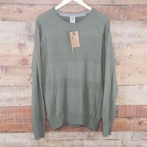 Timberland M 100% Marino wool sweater NWT